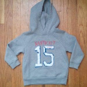 Cherokee 2T Nantucket hoodie